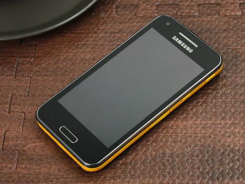 三星投影手机Galaxy Beam 2现身三星官方