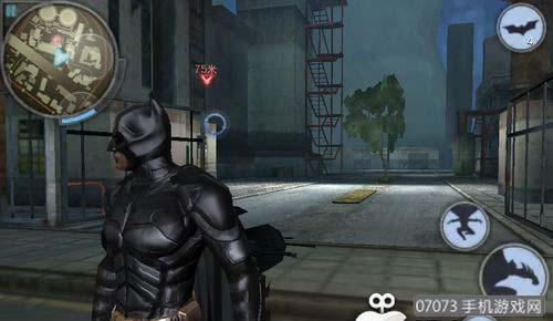 ios版ipad/iphone游戏蝙蝠侠黑暗骑士崛起攻略