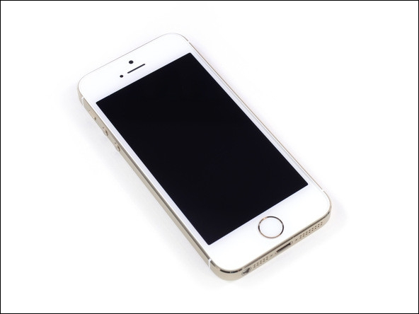 做工依旧精致 苹果iPhone 5S拆解图文评测