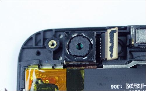 5s拆解评测:摄像头模块#e#