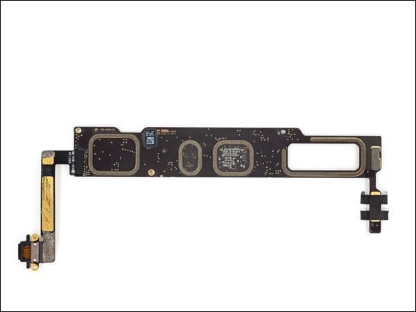 大量胶水修复难 ipad mini2拆解图文评测