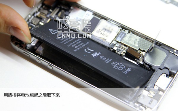 iphone5s电池板电路