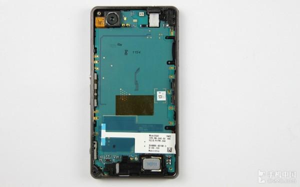 索尼xperia z1拆機產品:1服務:DoCoMo服務打破